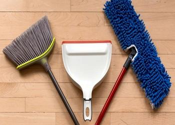 7 مکانی که یادتان میرود تمیز کنید