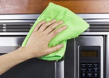 4 ترفند طلایی برای تمیز کردن وسایل برقی