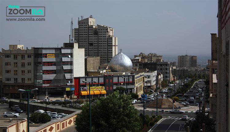 محله پونک تهران ؛ پرطرفدارترین محله مسکونی منطقه 5