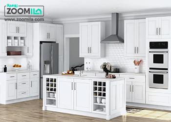 19 نمونه جدیدترین مدل کابینت آشپزخانه +عکس