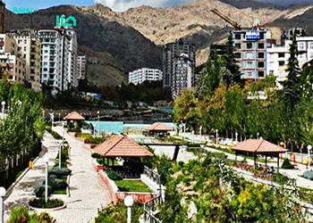 دلایل محبوبیت زندگی در ولنجک تهران
