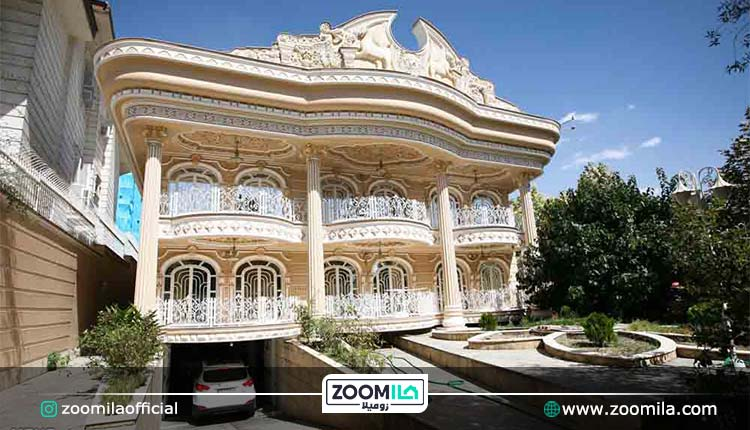زندگی در ولنجک تهران