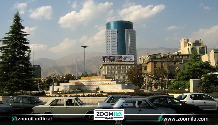 ونک تهران