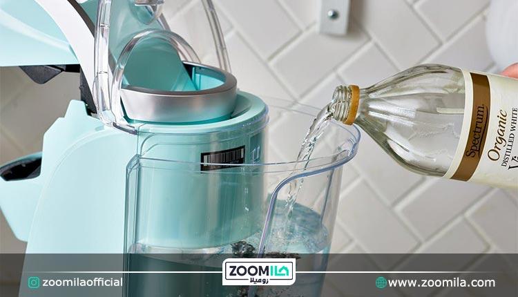 از بین بردن بوی بد فاضلاب آشپزخانه با سرکه