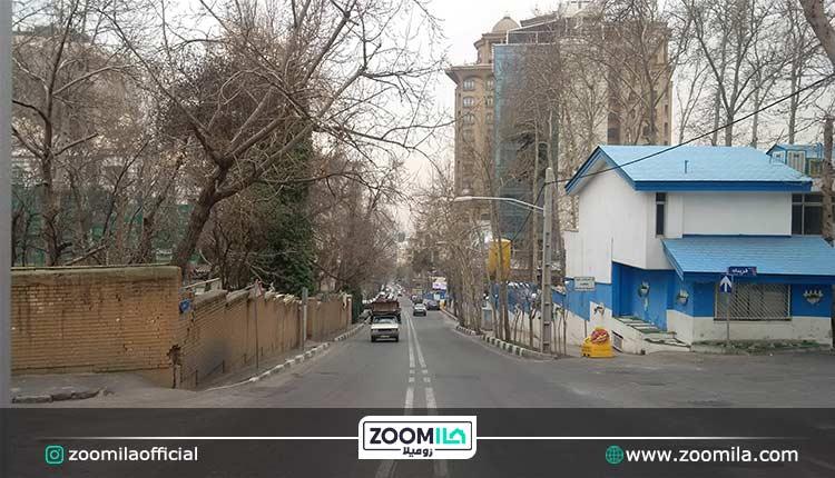کامرانیه تهران