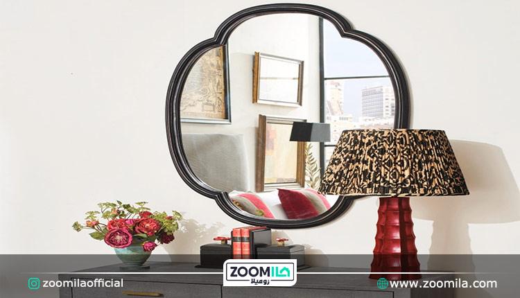 آینه در دکوراسیون داخلی
