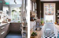۹ ایده کاربردی برای فضاسازی و چیدمان آشپزخانه های کوچک