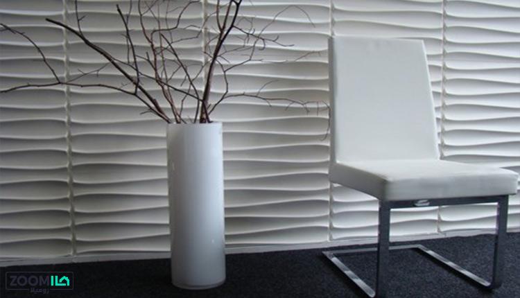 پنل سه بعدی دیواری