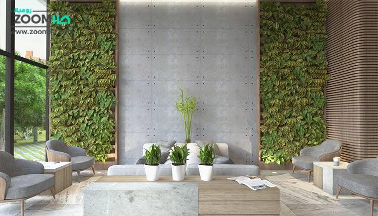 آموزش ساخت دیوار سبز در خانه در سه سوت!