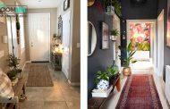 ۱۰ ایده برای تزیین راهرو ورودی خانه