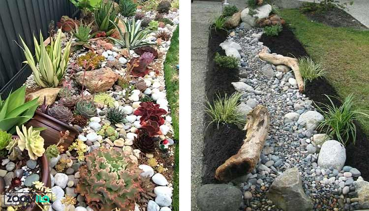 طراحی باغچه زیبا