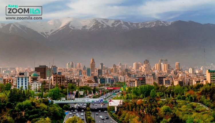 هر آنچه باید درباره محله شهر زیبا تهران بدانید