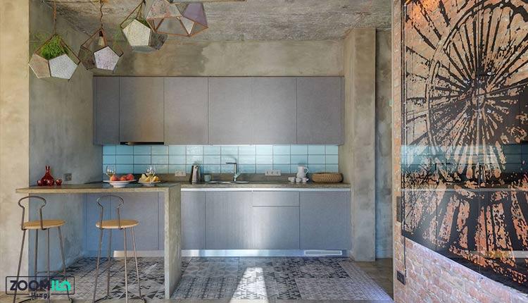 آشپزخانه ایرانی مدرن