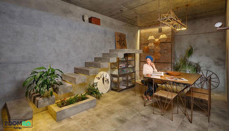 طراحی خانه مدرن ایرانی