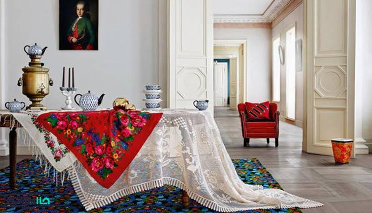 پارچه سنتی ایرانی