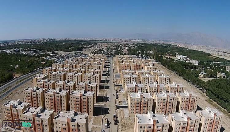محله های زنجان