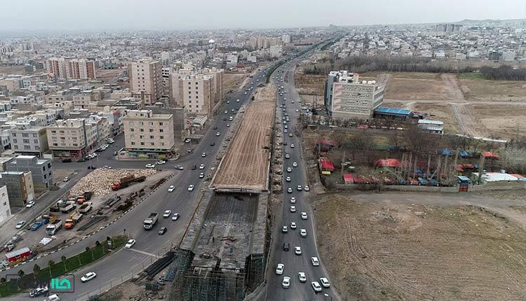 محله های قزوین