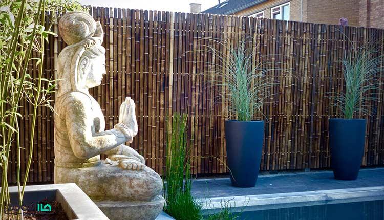 بهترین کاربردهای چوب بامبو در دکوراسیون خانه