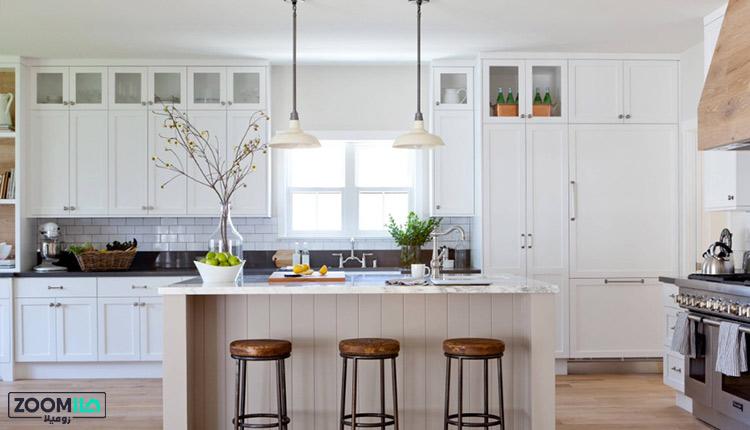 آشپزخانه به سبک شیکر