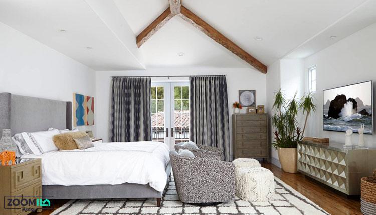 اتاق خواب به سبک شیکر