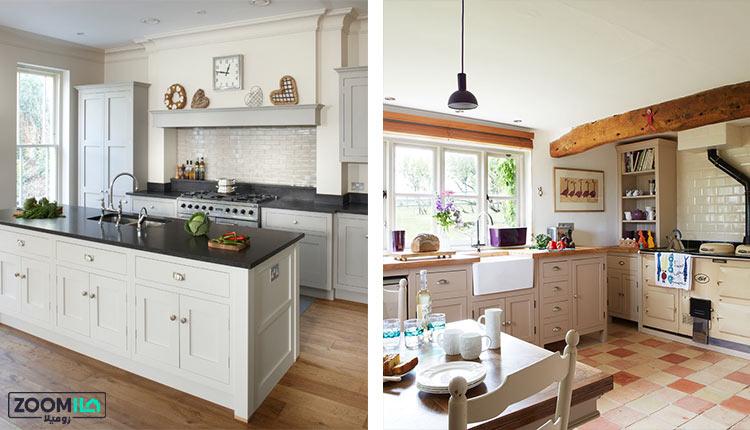 آشپزخانه سبک شیکر