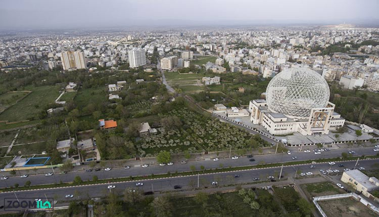 همدان خنک ترین شهر ایران