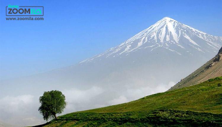 ۱۳ مورد از خنک ترین شهرهای ایران در تابستان
