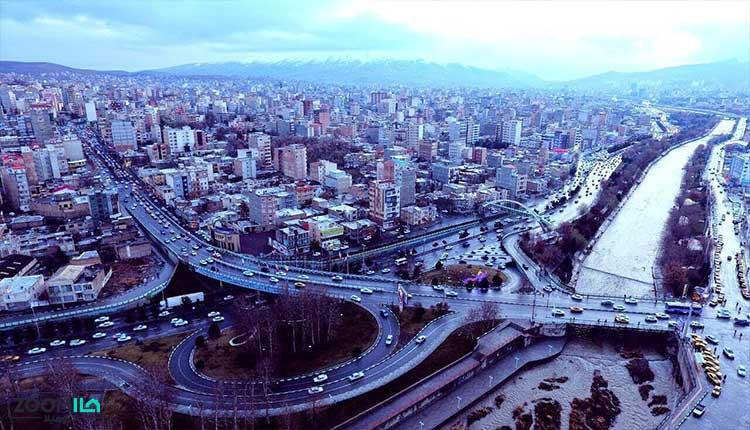 ارومیه خنک ترین شهر ایران