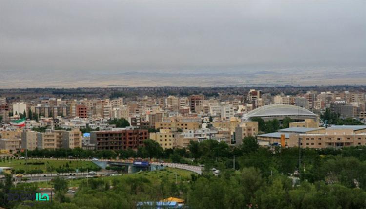 شهر اردبیل خنک