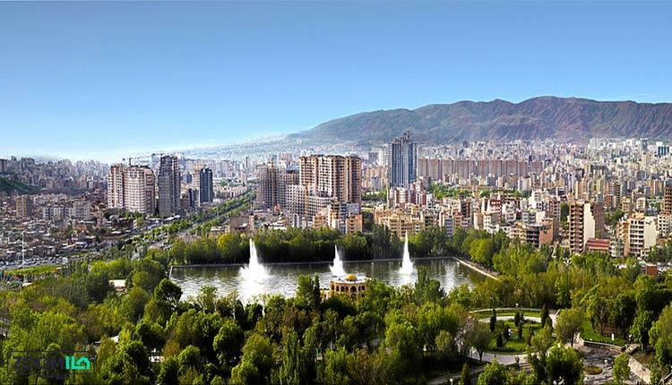 تبریز در تابستان
