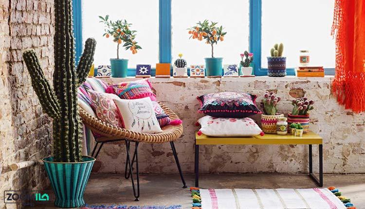 گیاهان خانه مکزیکی
