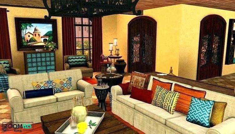 خانه مکزیکی سنتی