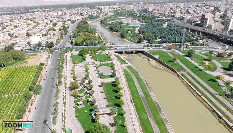 شهر زیبای ارومیه