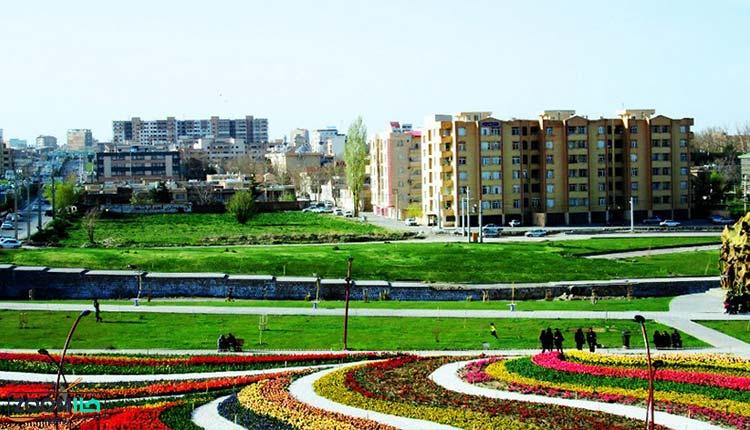 محله های ارومیه برای زندگی