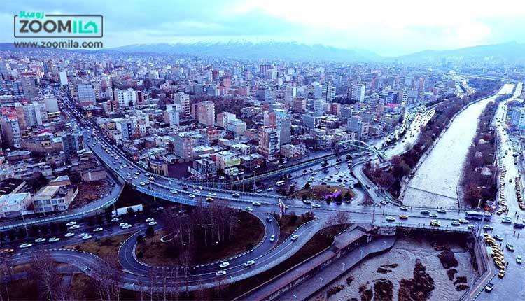 همه چیز در مورد شهر و محله های ارومیه برای زندگی