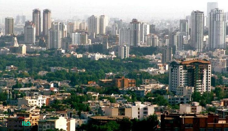 محله های معروف منطقه یک تهران