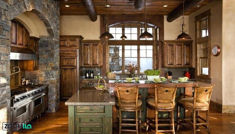 آشپزخانه اروپایی