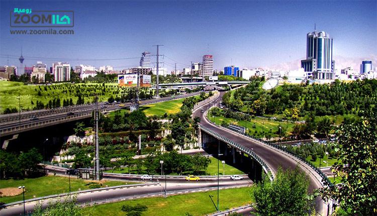 محله سازمان برنامه تهران ؛ محله ای امن برای سرمایه گذاری ملک