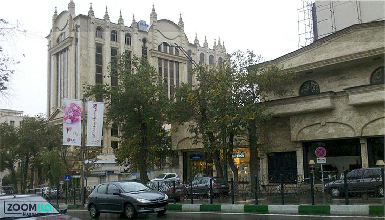 محله ظفر تهران