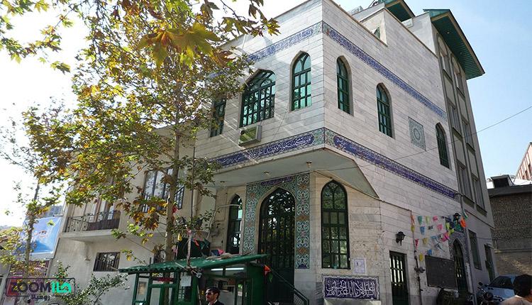 محله درکه تهران