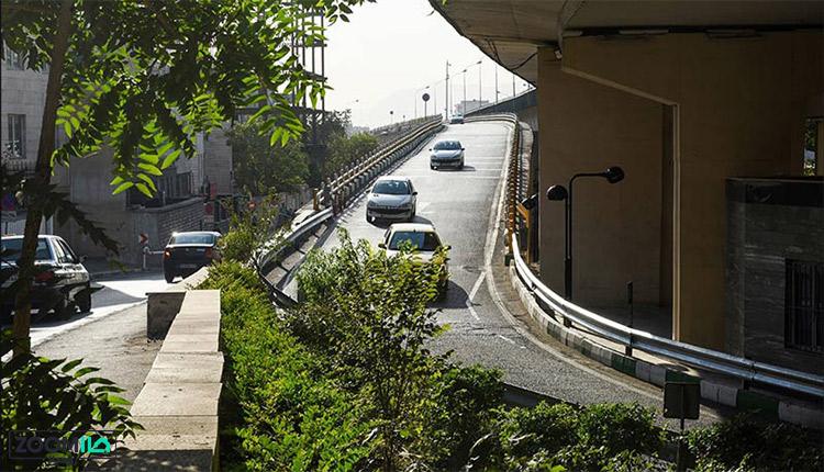 محله سیدخندان تهران