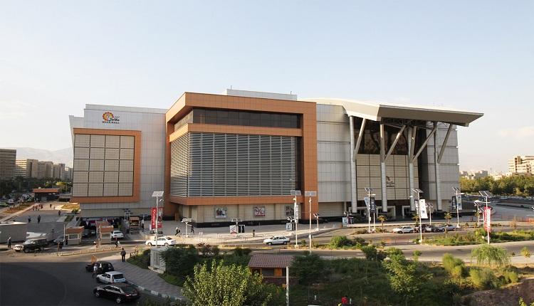 مرکز خرید مگامال در منطقه 5 تهران