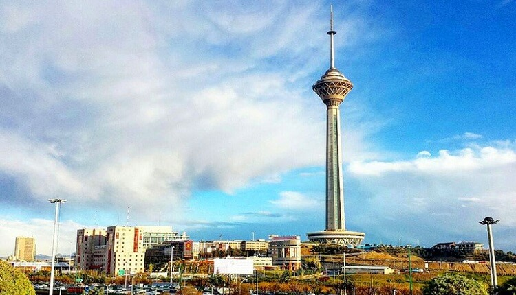 بلندترین برج های ایران