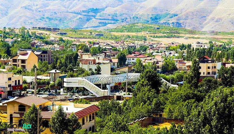 محله لواسان تهران