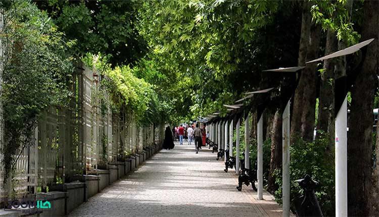 بهترین محله های شیراز