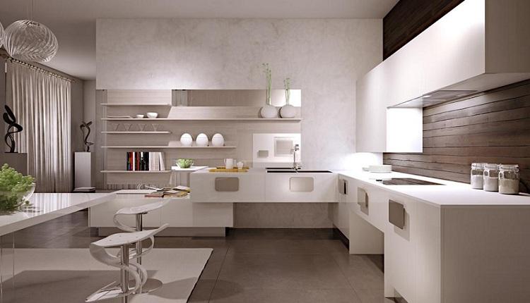 آیا میدانید آشپزخانه مخفی در ساختمان چیست؟!