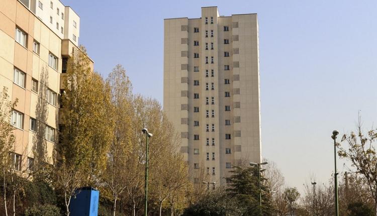 شهرک گلستان تهران یکی از قطبهای برجسازی پایتخت