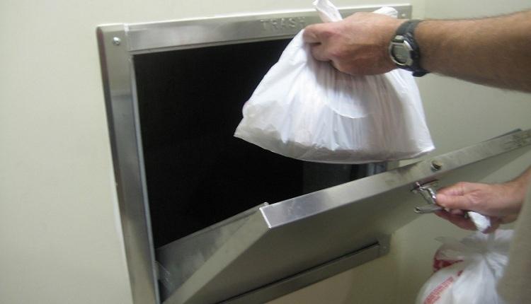 شوتینگ زباله