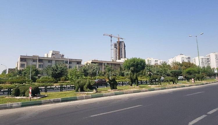 محله دادمان تهران