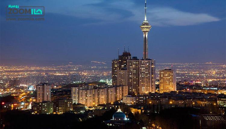 ۱۰ مورد از بهترین جاهای دیدنی تهران در نوروز
